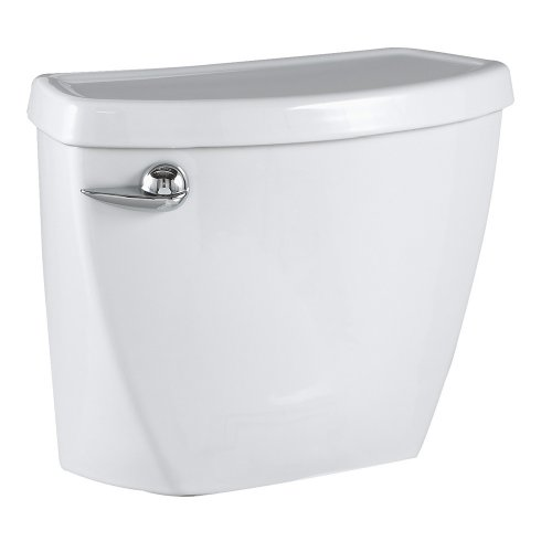 American Standard Cadet 3 1.6 GPF  10-Inch Rough Toilet Tank Only,