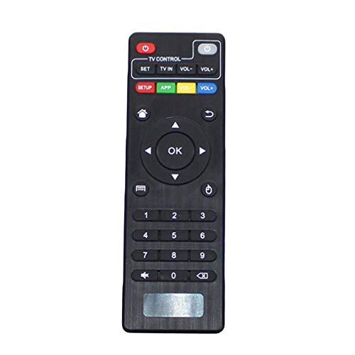 HEALLILY Télécommande TV Remplacement Dorigine pour Mxq 4K Mxq Pro Television Stb TV Box Iptv