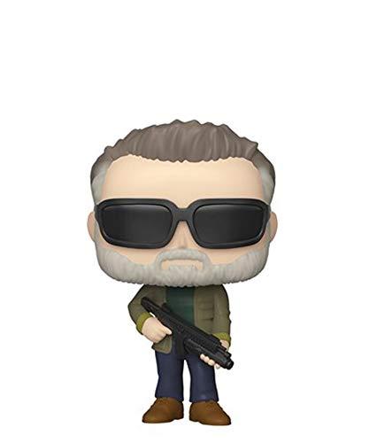 Funko Pop! Movies – Terminator – T-800 #819 - Figura de vinilo de 10 cm remontada 2019