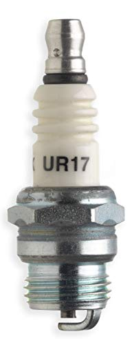 Universal Zündkerze UR17, SGO003: Kleinmotor-Zündkerze für tragbare Geräte, hervorragendes Startverhalten, Original McCulloch Zubehör (Artikel-Nr. 00057-76.166.03)
