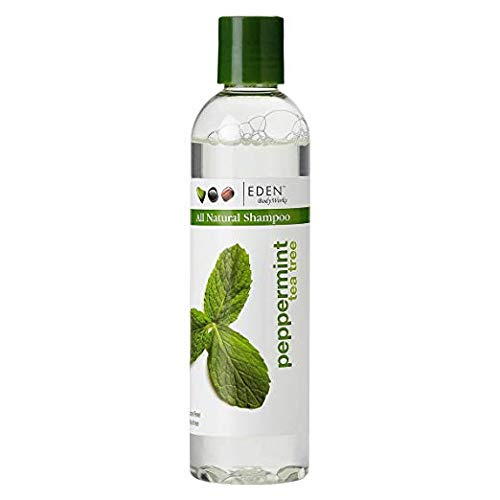EDEN BodyWorks Peppermint Tea Tree Clear Shampoo, 8oz