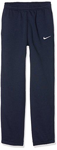 Nike Kinder Team Club Cuffed Pant Jogginghose Hose Team Club Cuff, Blau (Dark Blue), L