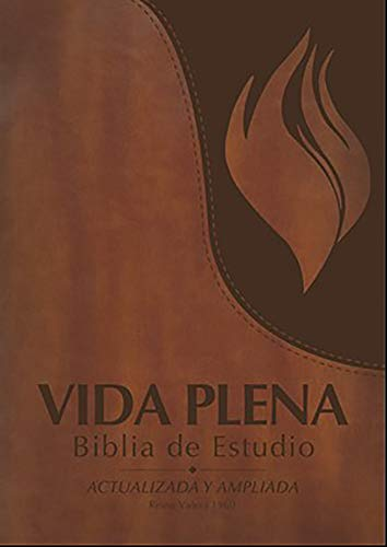 Compare Textbook Prices for Vida Plena Biblia de Estudio - Actualizada y Ampliada - Con Índice: Reina Valera 1960 Spanish Edition Expanded, Indexed, Updated, Thumbed Edition ISBN 9780736106337 by Life Publishers