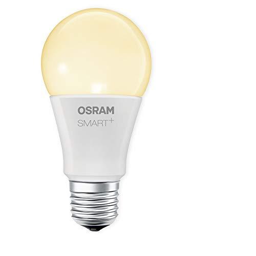 Preisvergleich Produktbild OSRAM SMART+ LED E27 8, 5W 60W 2700K warmweiß ZigBee Lightify Alexa kompatibel Auswahl 1 Stück