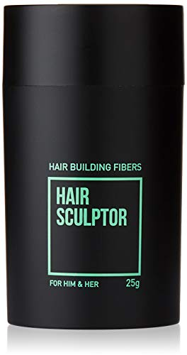 Sibel Hair Sculptor Building Fibers Tratamiento Capilar Tono Noir - 25 gr