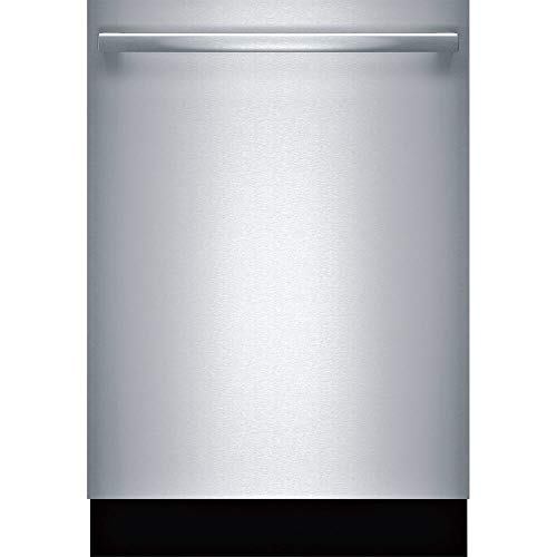 "Bosch SHX878ZD5N 24"" 800 Series Fully Integrated Dishwasher with 16 Place Settings, Flexible 3rd Rack, InfoLight and CrystalDry (Stainless Steel)"