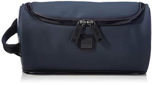 BOSS Men's Hyper N_Washbag Wrist Pocket, Navy411, ONESI