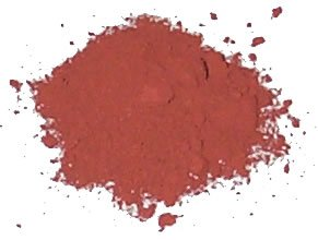 Iron (III) Oxide (Red Rust Pigment and Reagent) - Type: Natural - Weight: 100g - by Inoxia