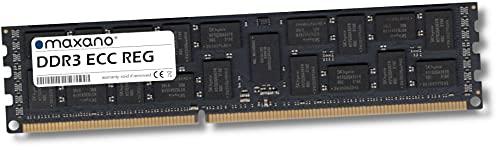 Maxano 4GB RAM passend für Fujitsu Siemens Primergy BX924 S3 (D3143) DDR3 1600MHz ECC RDIMM Arbeitsspeicher