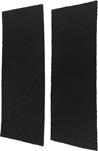 Replacement RV Air Conditioner Carbon Filter Compatible with Coleman 6703-3303 RV - 16'' x 5'' x 1/4'' -2 Pack