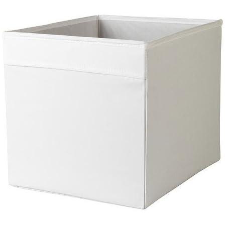 Faltbox Organizer aus Vliesstoff UMI by  Faltbare Aufbewahrungsbox in 6er-Set Regalkorb mit Gr/ö/ße von 26,7 x 26,7 x 27,9 cm Rosa
