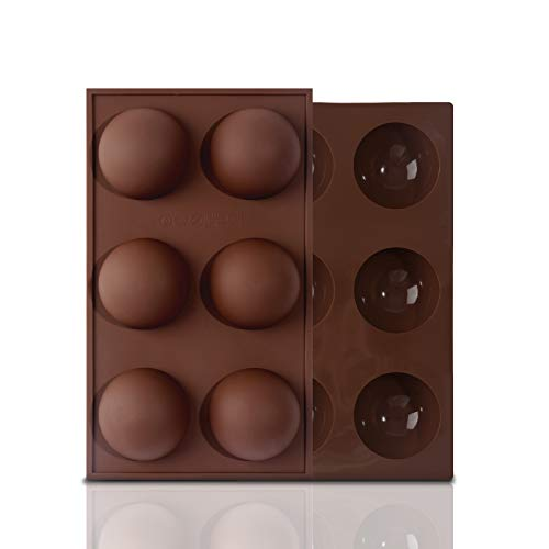 Chocolate Bomb Molds, Set of 2