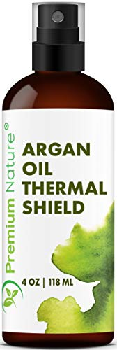 premium Nature Argan Oil Hair Protectant
