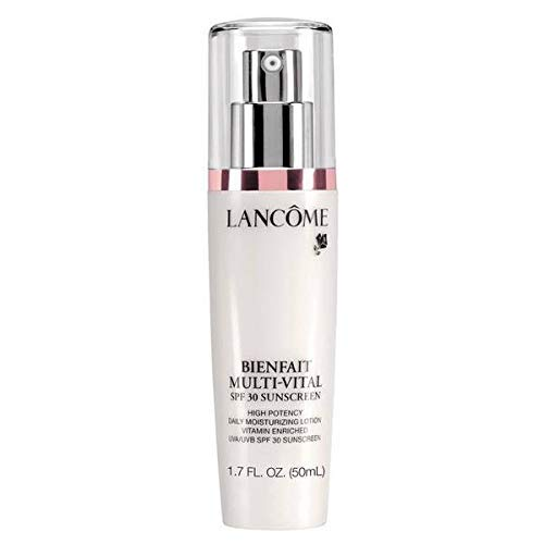 Bienfait Multi-Vital SPF 30 Lotion Day Cream: 24-Hour Moisturizing Lotion Antioxidant and Vitamin Enriched Broad Spectrum SPF 30 Sunscreen and Moisturizer