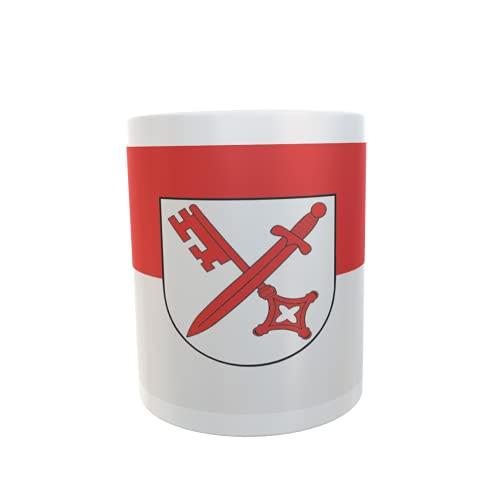 U24 Tasse Kaffeebecher Mug Cup Flagge Naumburg (Saale)