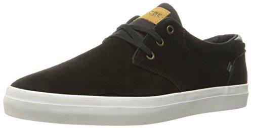 Globe Herren Willow Skateboard-Schuh, Schwarz (schwarz/weiß), 39 EU