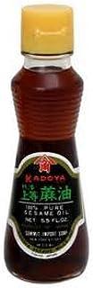 KADOYA SESAME OIL 5.5 OZ. PACK OF 2