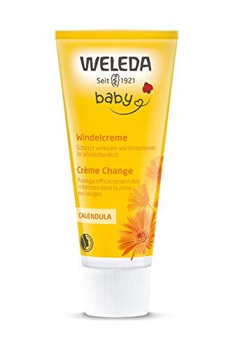 weleda - crème protectrice pour le change