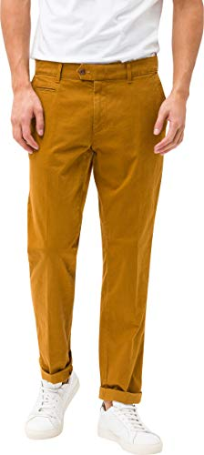 BRAX Herren Style Everest Chinohose in Triplestone-Qualität Hose, Curry, 98