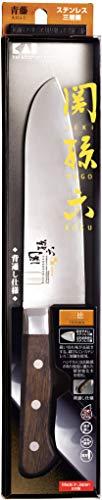 貝印『関孫六青藤三徳包丁(AE5151)』