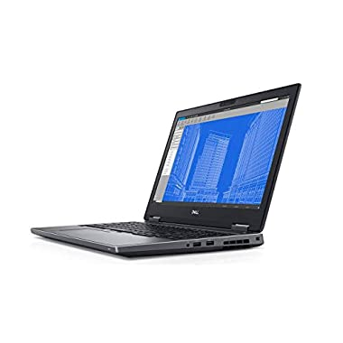 Precision 7530 15.6″ FHD Mobile Workstation Laptop w/ Xeon E-2176M / 512GB SSD / 32GB RAM / Quadro P2000 / Windows 10 Pro (Renewed)