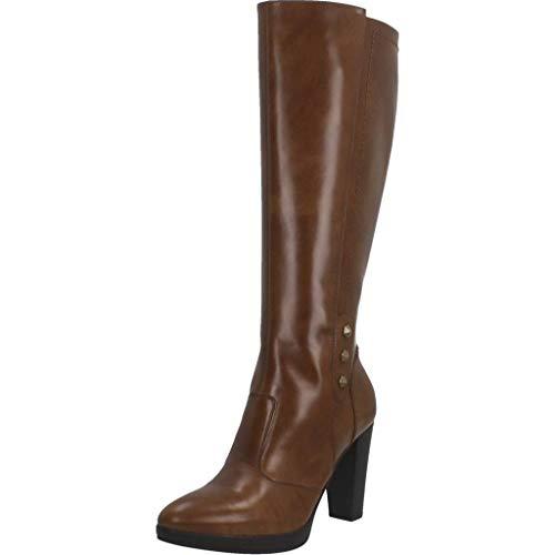 Botas para Mujer, Color marrón (400), Marca NERO GIARDINI, Modelo Botas para Mujer NERO GIARDINI A909560D Marrón (Ropa)