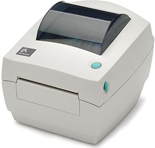 Zebra GC420d stampante per etichette (CD) Termica diretta/Trasferimento termico 203 x 203 DPI
