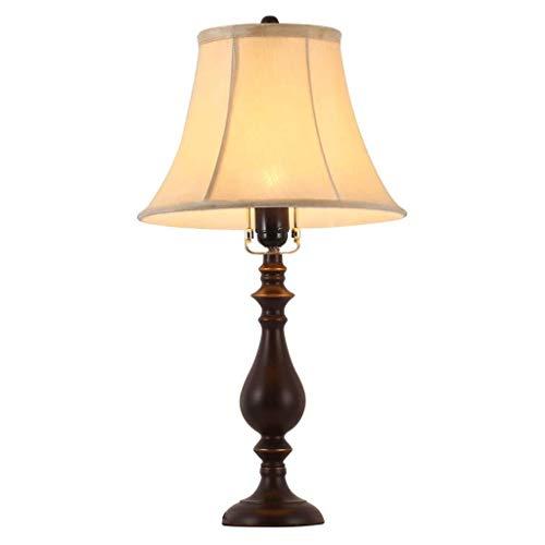 Allamp Norte de Europa Lámparas de Mesa, Personalidad Simple Estadounidense Retro de la lámpara de Bronce, lámpara de cabecera del Dormitorio, Living Ideas Cuarto de Lectura de luz de la Noche