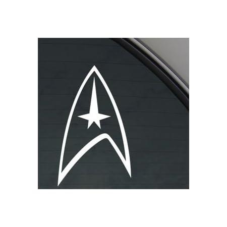Aufkleber Autoaufkleber Sticker Decal Star Trek Decal Truck Bumper Window Vinyl Sticker Auto