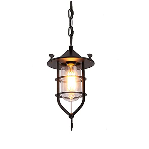 AOOLPY Loft American Country Industrial Chandelier Retro Dining Chandelier Dining Table Living Room Internet Cafe Small Chandelier Bar Table Bar Lighting Small Iron Cage Chandelier