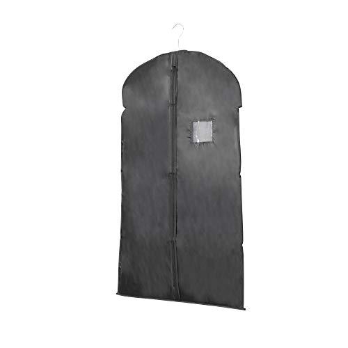 Winkel & Stijl Kleding Opbergtas, Korte lengte voor Jassen en Suits, Zwart, 60 x 100cm