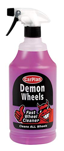 CarPlan Demon Universal Wheel Cleaner Brake Dust Dirt Remover 1 Litre
