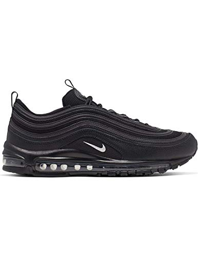 Nike Air MAX 97, Zapatillas para Correr para Hombre, Multicolore Black White Anthracite 015, 42.5 EU