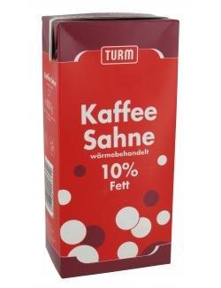 Turm Kaffeesahne 10% Fett, 1000g 1er Pack