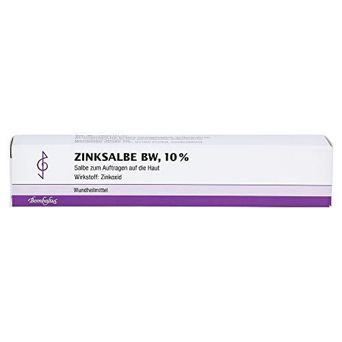 Bombastus Zinksalbe BW, 10% Wundheilmittel, 50 ml Salbe