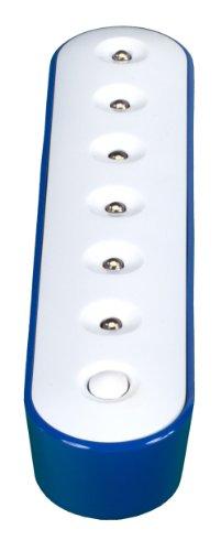 Five Star Locker Light, Magnetic, School Locker Accessories, Cobalt Blue (72542)