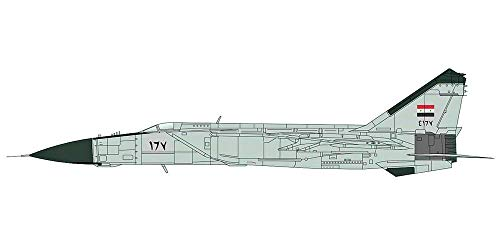 HOBBY MASTER 1/72 MiG-25PD フォックスバット シリア空軍 完成品