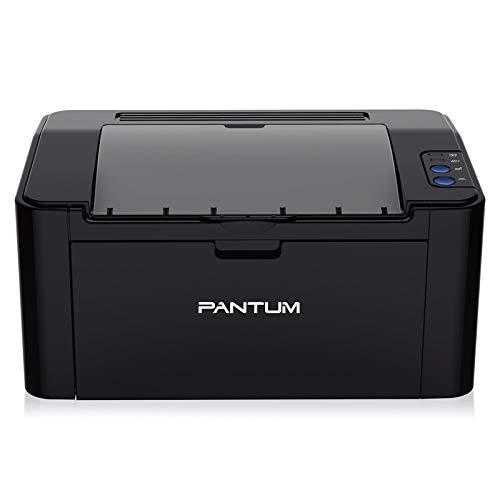 PANTUM Compatta Stampante Monofunzione Laser Monocromatica Laserjet P2500W (1200 x 1200 Dpi, 22 Ppm, Nero)