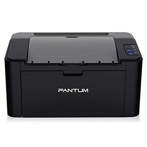Pantum P2502W Monochrome Laser Printer with Wireless Networking and Mobile Printing