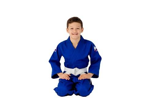 Uone Judoanzug 500 g/m² | blau | 170 cm...