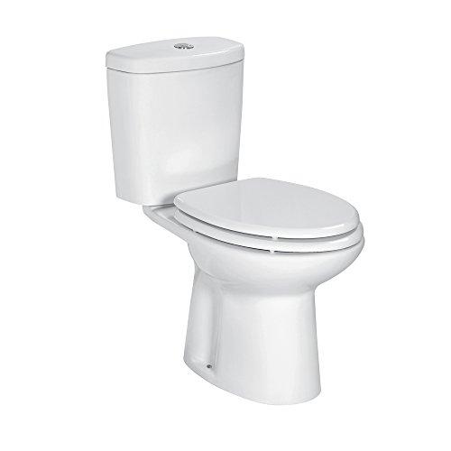 Sanitari bagno Vaso WC MONOBLOCCO Sigma con coprivaso cassetta e meccanismo inclusi