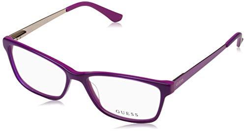 Eyeglasses Guess GU 2538 GU2538 075 shiny fuxia