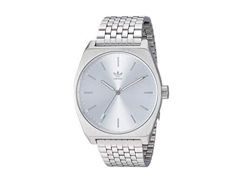 adidas Pulsera De Acero Relojes De Los Hombres Process_M1.6 Enlace Inoxidable, 20 Mm Anchura (Todo 0,38 Mm) De Plata