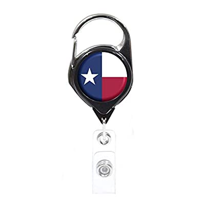 Officially Needed-State Texas ID Badge Holder