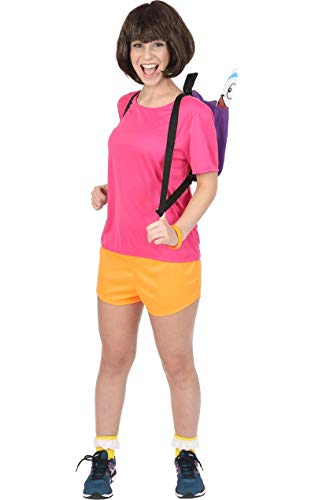 ORION COSTUMES Adult Female Hispanic Explorer Costume