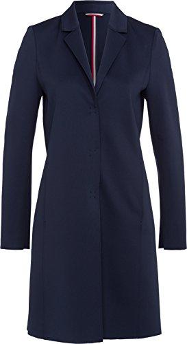 BRAX Damen Style Porto Mantel, Navy, 40