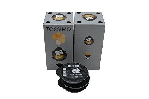 Bosch Tassimo 'Carte Noire Expresso Classic' 16 T Disc Coffee Machine Capsules