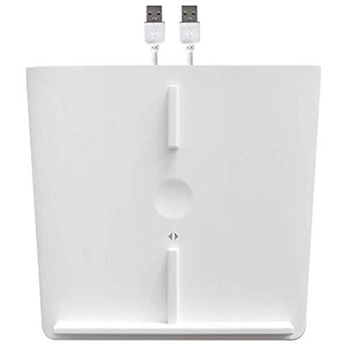 YDong LDNIO C701Q 6.6A Carga Rapida TecnologíA 2.0 Cargador de Coche Inteligente Inteligente con 4 USB