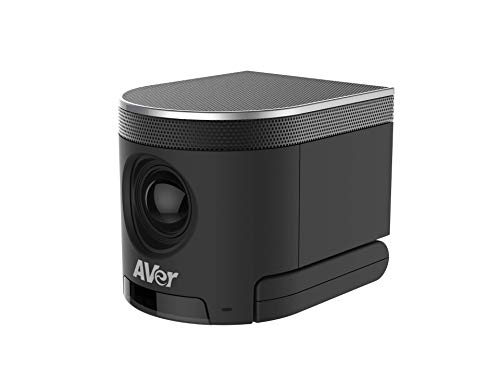 CAM340+ USB 4K Conference Camera for Huddle Rooms and Video Calling Webcam