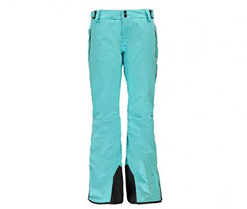 Ski Hose Lenna Damen Blue Mint L